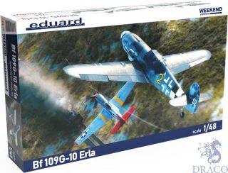Bf 109G-10 Erla (Weekend Edition) 1/48 [Eduard]