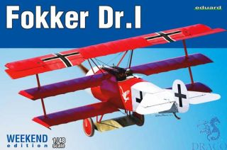 Fokker Dr.I (Weekend Edition) 1/48 [Eduard]