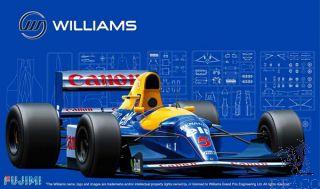 Williams FW14B - 1992 1/20 [Fujimi]