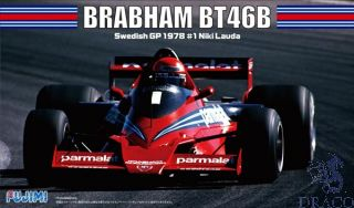 Brabham BT46B Swedish GP 1978 1/20 [Fujimi]