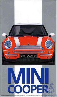 Mini Cooper 1:24 [Fujimi]