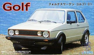 Volkswagen Golf GTI 1:24 [Fujimi]