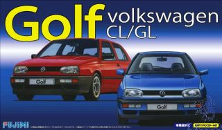 Volkswagen Golf CL/GL 1/24 [Fujimi]