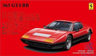 Ferrari 365 GT4 BB 1:24 [Fujimi]