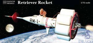 Retriever Rocket 1/72 [Glencoe Models]