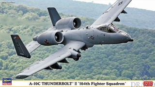"A-10C Thunderbolt II ""104th Fighter Squadron"" Limited Edition 1/72 [Hasegawa]"