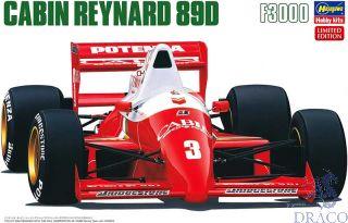 Cabin Reynard 89D F3000 (Limited Edition)  [Hasegawa]
