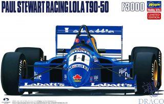 Paul Stewart Racing Lola T90-50 F3000 (Limited Edition)  [Hasegawa]
