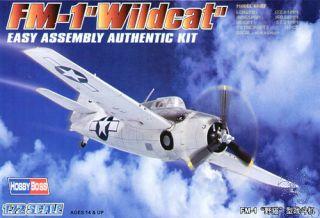 FM-1 Wildcat 1/72 [Hobby Boss]