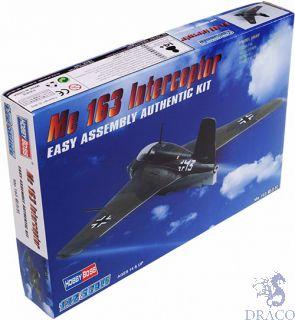 Me 163 Interceptor 1/72 [Hobby Boss]
