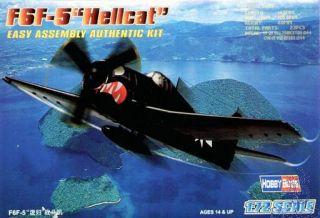 """F6F-5 """"Hellcat"""" 1/72 [HobbyBoss]"""
