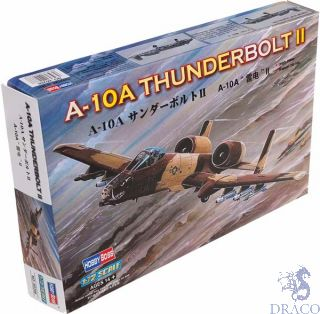 A-10A Thunderbolt II 1/72 [Hobby Boss]