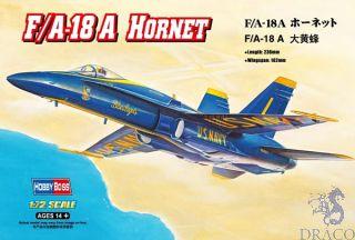 F/A-18A Hornet 1/72 [HobbyBoss]