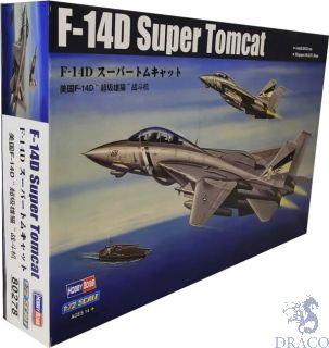 F-14D Super Tomcat 1/72 [Hobby Boss]