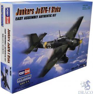 Junkers Ju87G-1 Stuka 1/72 [Hobby Boss]