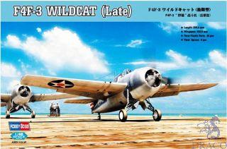 F4F-3 Wildcat (Late) 1/48 [HobbyBoss]