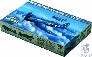 F4U-4 Corsair early version 1/48 [Hobby Boss]
