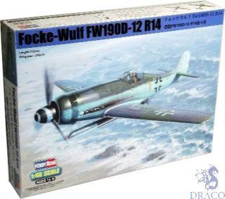 Focke-Wulf Fw 190 D-12 R14 1/48 [Hobby Boss]