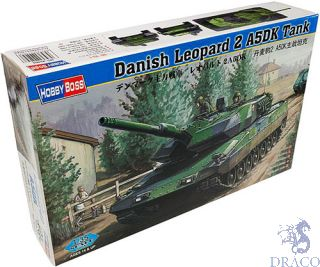 Danish Leopard 2 A5DK 1/35 [Hobby Boss]
