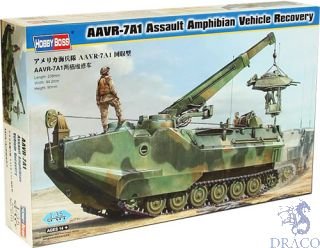 AAVR-7A1 Assault Amphibian Vehicle Recovery 1/35 [Hobby Boss]