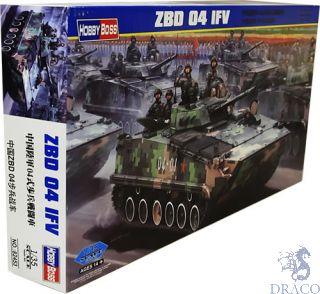 Chinese ZBD 04 IFV 1/35 [Hobby Boss]