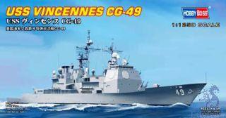 USS Vincennes CG-49 1/1250 [Hobby Boss]