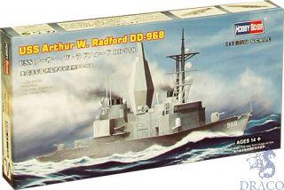 USS Arthur W.Radford DD-968 1/1250 [Hobby Boss]