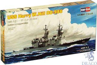 USS Harry W.Hill DD-986 1/1250 [Hobby Boss]