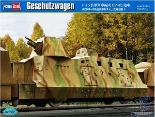 Geschutzwagen 1/72 [Hobby Boss]
