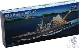 USS Hopper DDG-70 1/700 [Hobby Boss]