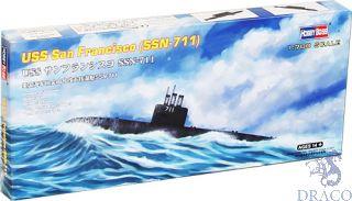 USS San Francisco (SSN-711) 1/700 [Hobby Boss]