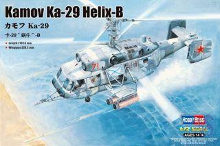 Kamov Ka-29 Helix-B 1/72 [HobbyBoss]