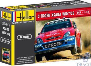 Citroën Xsara WRC'05 1/43 [Heller]