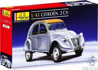 Citroen 2 CV Classic 1/43 [Heller]