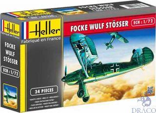 Focke Wulf Stösser 1/72 [Heller]