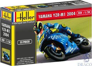 Yamaha YZR M1 2004 1/24 [Zvezda]