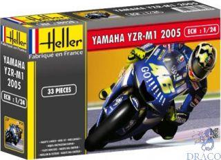 Yamaha YZR M1 2005  1/24 [Zvezda]