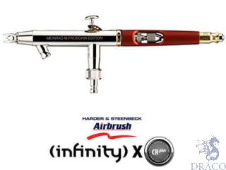 Harder & Steenbeck INFINITY X CR plus Meinrad M. Froschin Edition