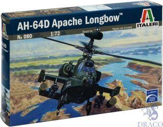 AH-64D Apache Longbow 1/72 [Italeri]
