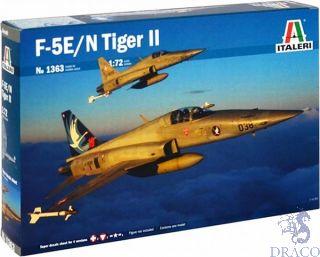 F-5E/N Tiger II 1/72 [Italeri]