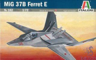MiG 37B Ferret E 1/72 [Italeri]