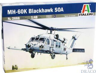 MH-60K Blackhawk SOA 1/48 [Italeri]