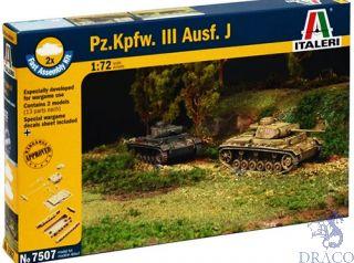 Pz.Kpfw. III Ausf. J (2x) 1/72 [Italeri]