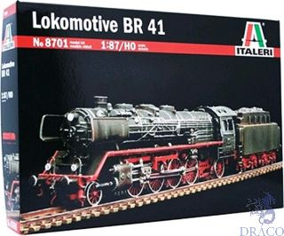 Lokomotive BR 41 1/87 = H0 [Italeri]