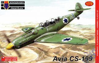 Avia CS-199 1/72 [AZmodel]