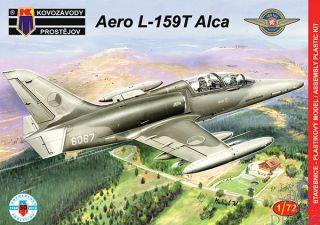 Aero L-159T Alca 1/72 [AZmodel]