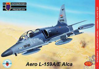 Aero L-159A/E Alca 1/72 [AZmodel]