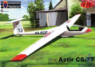 Grob Astir CS-77 1/72 [AZmodel]