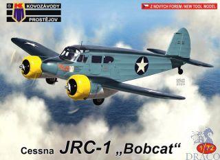 "Cessna JRC-1 ""Bobcat"" 1/72 [AZmodel]"