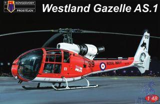 Westland Gazele AS.1 1/48 [AZmodel]